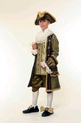 Сценический костюм для детей.  Камзол.